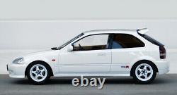 1/18 Spoon Honda Civic Type R EK9 VTEC VTI Modified wheels umbau jdm One Off