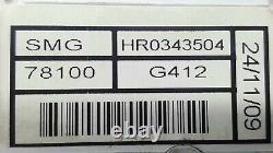 130919 Tableau De Bord Pour Honda CIVIC Berlina (fn) Hr0343504