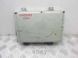 1997 Honda Civic EK9 Type R 1.6 Essence B16B Écu Seulement P73