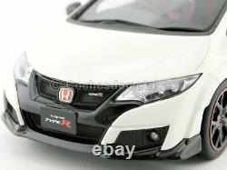 2015 Honda Civic Type R White 118 Kyosho Samurai KSR18022W