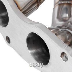 4-2-1 Inox Sport Collecteur D'echappement Pour Honda CIVIC Type R Fn2 2.0 05-11