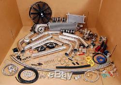 485hp Honda B B16 B18 B20 Civic Turbo Kit Type-R Neuf Integra Crx Accord Del Sol