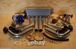485hp Turbo Kit 2002-2012 Honda Civic Type R K20A2 K20Z4 Vtec Turbocompresseur