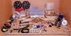 485hp Turbo Kit 2002-2012 Honda Civic Type R Vtec Turbocompresseur K20A2 K20Z4