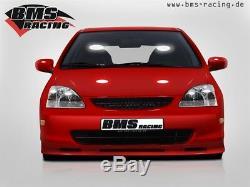 Bms Racing Lèvre de Spoiler R1 pour Honda Civic Type EP 3-trg. 01-03