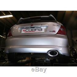 Cobra Sport Honda Civic Type R EP3 2.5 Échappement Arrière Ovale Embout 6 x4