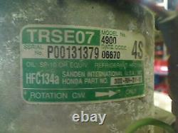 Compresseur clim HONDA CIVIC 7 PHASE 1 1.3i 8V /R21150697