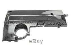 Couvre moteur carbone Eventuri pour Honda Civic Type R FK2 EVE-FK2-CF-ENG