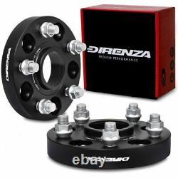 Direnza 5x120 25 MM Hubcentric Jante Entretoises Pour Honda CIVIC Type R Fk2 16+
