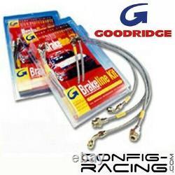 Durites Aviation Goodridge (Av / Ar) Honda Civic VIII Type R (FN2)