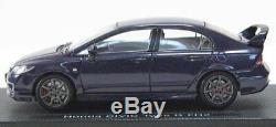 Ebbro 44295 Honda Civic Type R FD2 (Violet) 1/43 Echelle