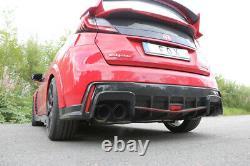 Fox Duplex Échappement Sport Silencieux Sport Honda Civic (Ix) Type R
