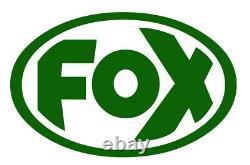 Fox Duplex Silencieux Chaque 2x90 Type 13 Pour Honda Civic 6 EJ9 4 Portes