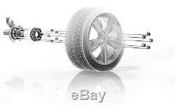 H&r Élargissement des Voies 40/40mm Noir pour Civic Type R (5DR) Type FC (FK8)