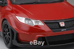 HONDA CIVIC Type R FK2 MUGEN MILANO RED TOP SPEED 118 TSM NEUF