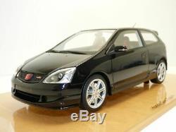 HONDA CIVIC Type R noir 1/18 civic 7 2004 EP3