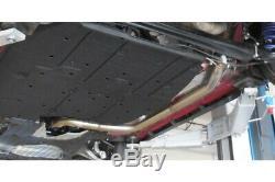 Honda Civic 9 R 2.0i-VTEC Type-R 310 Ch Silencieux 70 MM De Fox