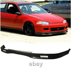 Honda Civic Eg 92-95 2-3DR Cuillère Type Pare-Choc Séparateur PU Plastique