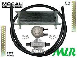 Honda Civic Integra Type R Crx DC2 Mocal 1/2 Huile Radiateur à Distance à Kit