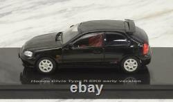 Honda Civic Type R Ek9 Early Version 1/43 Ebbro Rare No Spark No looksmart