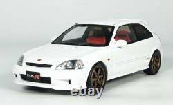 Honda Civic Type R Ek9 With Sport Wheels 1/18 OTTOMOBILE RT015