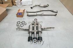 Honda Civic Type R FK8 Alpha Competition valved catback exhaust