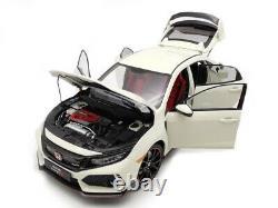 Honda Civic Type-R FK8 Blanc LCD Models LCD18005WH
