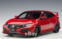 Honda Civic Type R (FK8) Flamme Rouge (2017)