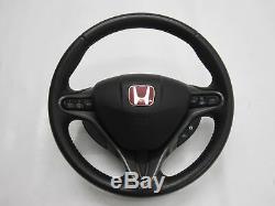 Honda Civic Type R FN2 Volant en Cuir Multifonction Srs 78500-SMT-U510