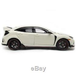 Honda Civic Type-R Fk8 White LCD MODELS 118 LCD18005WH Miniature