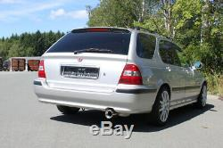 Honda Civic VI Aerodeck MC2 Silencieux Sport 1x90 Type 13 De Fox