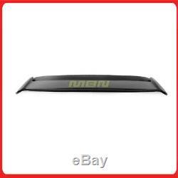Jdm Type-R Style Arrière Coffre Spoiler pour Honda Civic 3Dr Cx Dx 96-00 Hayon