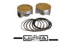 Je Ultra 86.50mm 10.01 Pistons pour 15-19 Honda Civic Type R K20C Turbo