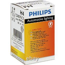 Kit de Phare Pour Honda Civic 3/5-Tür Année Fab. 02.01-10.03 H4 Moteur + Philips