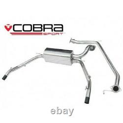 Ligne Inox COBRA Honda Civic Type R FN2