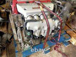 Moteur Complet K20z4 + Boite Spwm Honda CIVIC Type R Fn2