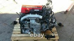 Moteur Swap Avec Équipement Honda Civic FK2 Type R K20C1 32000 Km 2.0 228kWith310