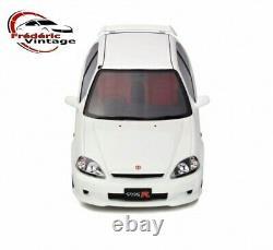 OTTOmobile 118 Honda Civic Type R EK9 1999 Réf OT264 OTTO 1500 Pcs No GT Spirit