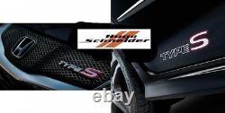 Original Type S Emblème Kit Honda Civic Année Fab. 2006-2011
