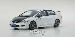 OttO mobile 1/18scale Honda Civic Type R (FD2) SPOON (White) Hong Kong Exclusive