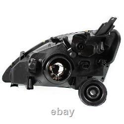 Phare à Droite Pour Honda Civic 3/5-Tür Année Fab. 02.01-10.03 H4 + Moteur+