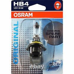 Phare à Gauche pour Honda Civic VII Ça 02.01-09.05 Incl. Osram