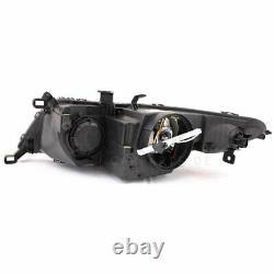 Phare avant Set Honda Civic 5t. Année Fab. 09/05- Incl. Moteur H7+H1 Lampe