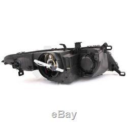 Phare avant Set Pour Honda Civic Année Fab. 06-12 H7+H1 Incl. Philips Lampes
