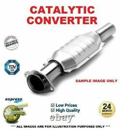 Pot Catalytique pour Honda Civic VIII Hatchback Type R 2006- Sur