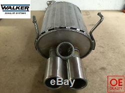 Pour Honda Civic 2.0 Type R EP3 Arrière Silencieux Échappement Boite Walker Ou