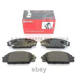 Pour Honda Civic 2.0 Type R EP3 Jdm Avant Performance Brembo Frein Disques Pads