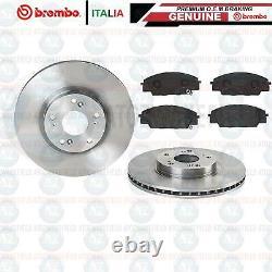 Pour Honda Civic 2.0 Type R FN2 2007-2011 Avant Original Brembo Frein Plaquettes