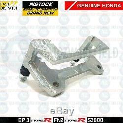 Pour Honda Civic 2.0 Type R FN2 EP3 S2000 Frein avant Étrier Supports Sliders x2