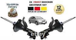 Pour Honda Civic 2001-2005 1.6 1.7 2.0 Type R Neuf 2X Amortisseur Avant